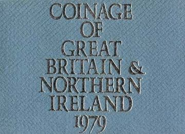 1979 Proof Coinage Of Great Britain and Northern Ireland 6 Coin Set