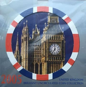2005 Brilliant Uncirculated Coin Collection