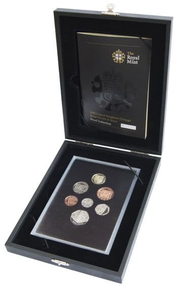 2008 Royal Shield Collection Proof Set