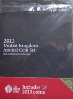 2013 Brilliant Uncirculated Coin Collection
