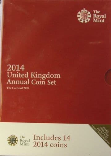 2014 Brilliant Uncirculated Coin Collection