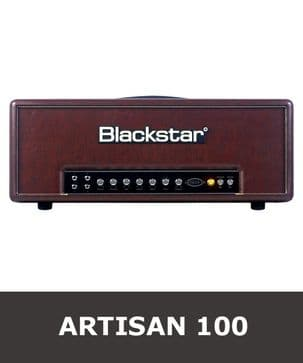Blackstar Artisan 100 Valve - Tube Set