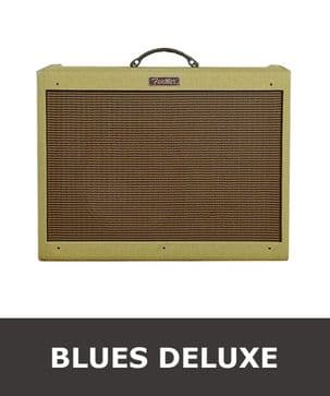 Fender Blues Deluxe Valve - Tube Set
