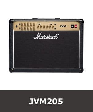 Marshall JVM205C Valve - Tube Set