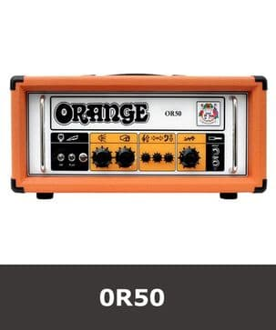 Orange OR50 Valve - Tube Set