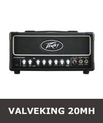 Peavey ValveKing 20MH Valve - Tube Set