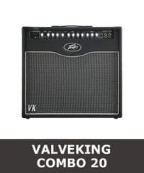 Peavey ValveKing combo 20 Valve - Tube Set