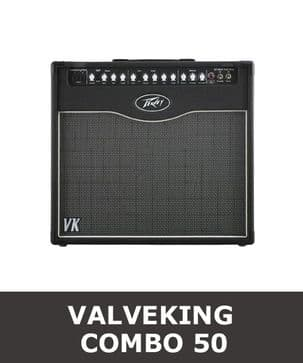 Peavey ValveKing Combo 50 Valve - Tube Set