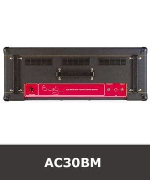 Vox AC30 BM Valve - Tube Set