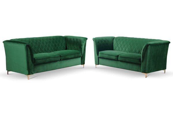 3 seater + 2 seater Glory sofa  set