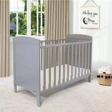 Baby Cot Bed Toddler Bed - Sophie (Including mattress)