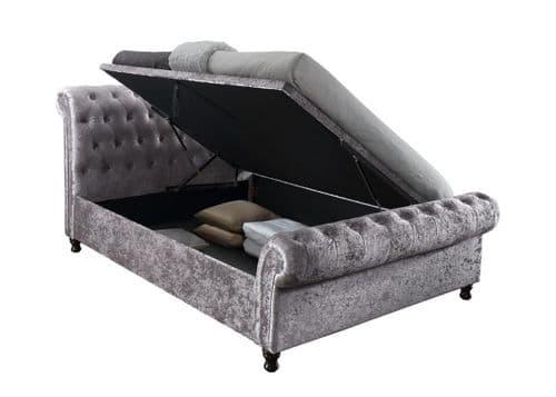 Bastille Side Ottoman Bed