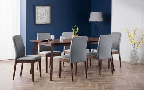 Boston Dining Table with 6 chairs