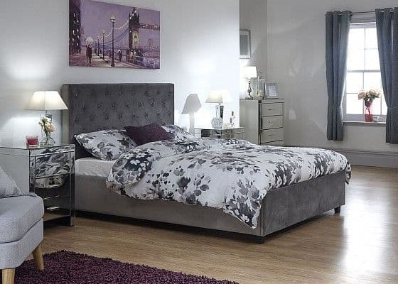 Colorado Ottoman Bed