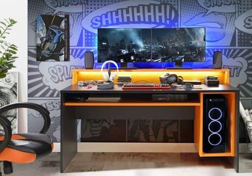 Dawn Gaming Desk