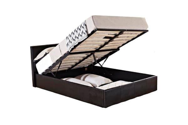 Hertha Ottoman Bed