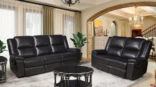 Latina Recliner Sofa Set