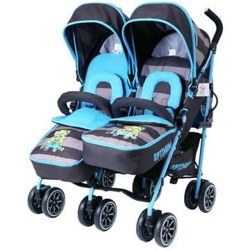Lucy Twin stroller