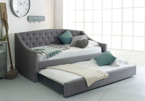 MIRANT FABRIC DAYBED WITH TRUNDLE