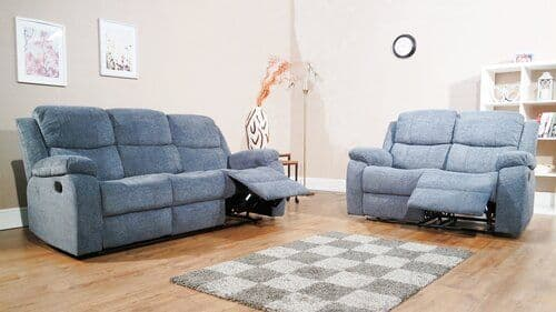 Napoli Recliner Sofa Set