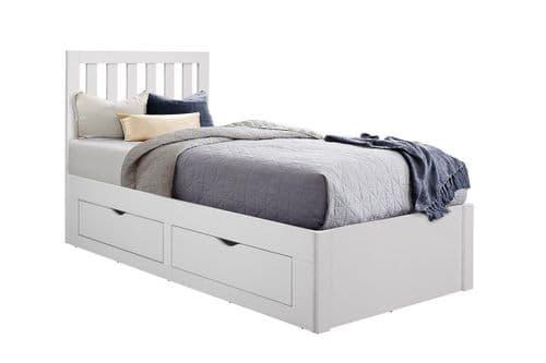 Peach Bed