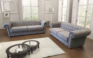 Peril 3+2 Sofa Set