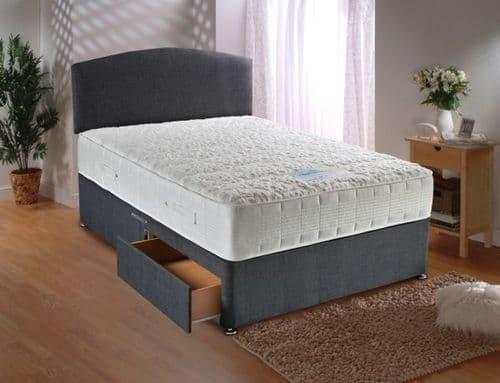 Sensual 1,500 Divan Bed Set