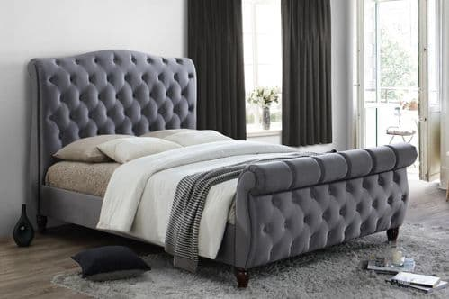 Shelby Fabric Bed Frame