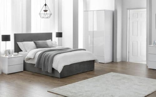 Shore Lift-Up Storage Bed