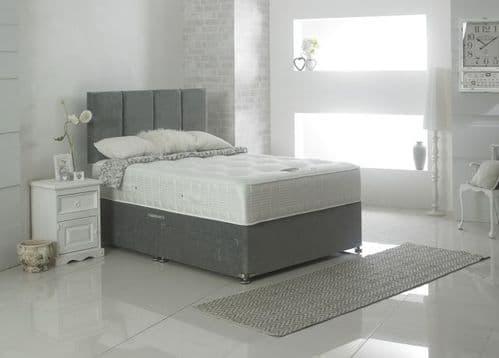 Tencil Pocket 1,000 Divan Bed Set