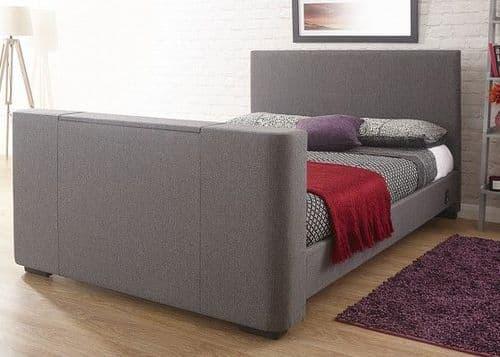 Texas Fabric Tv Bed