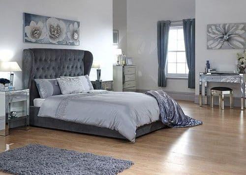Texas Ottoman Bed