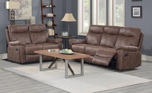 Tuscany Recliner Sofa Set