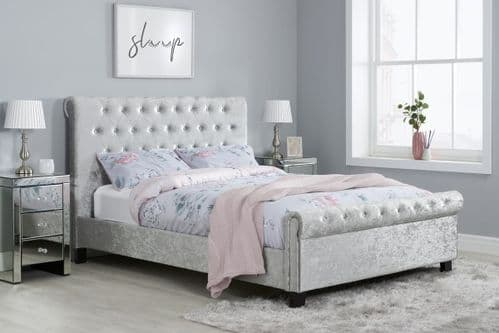 Vienna Fabric Bed Frame