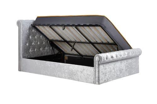Vienna Side Ottoman Bed