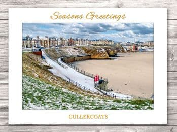 Cullercoats Christmas Card