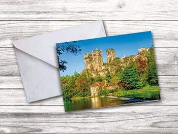 Durham Cathedral Notecard