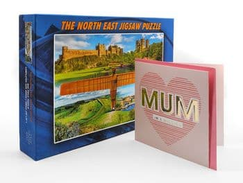 Mother's Day Jigsaw & Card Package