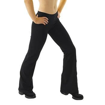 Jazz Pants In Cotton Lycra