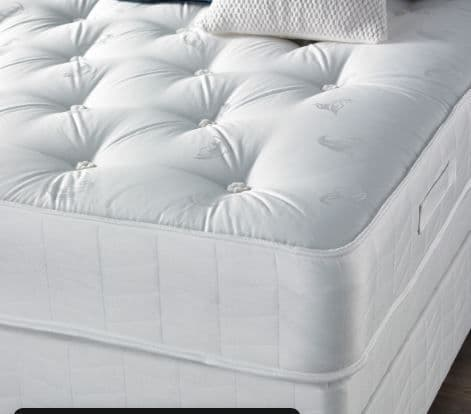 Giltedge Beds Chatsworth 1000 Pocket Sprung Double 4'6 Mattress