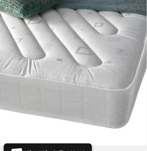 Giltedge Beds Pembroke Open Coil Small Double 4'0 Mattress