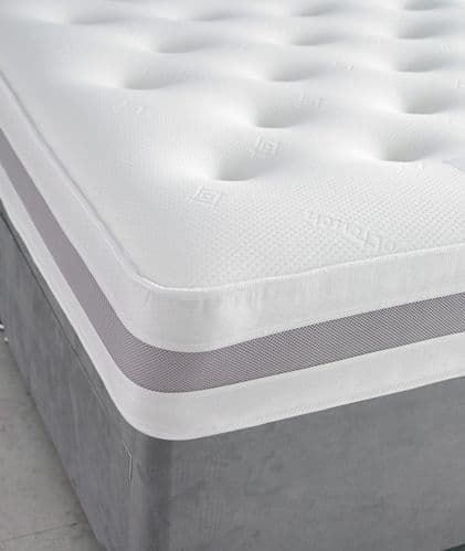 Giltedge Beds Soho Memory Open Coil Small Double 4'0 Mattress