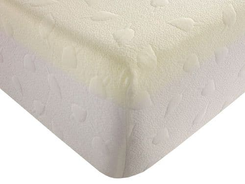Neptune Luxury 8'' Reflex & Memory Foam Single 3'0 Mattress