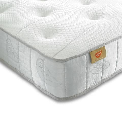 Sareer 1000 pocket Sprung & Memory Foam Single 3ft Mattress