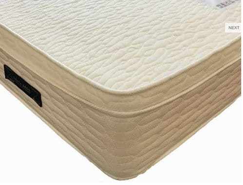 Siesta Beds Sanctuary 1500 Climate Control Memory Foam Small Double 4'0 Mattress