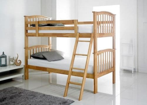 Artisan Oak Bunk Bed