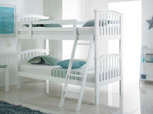 Artisan White Bunk Bed