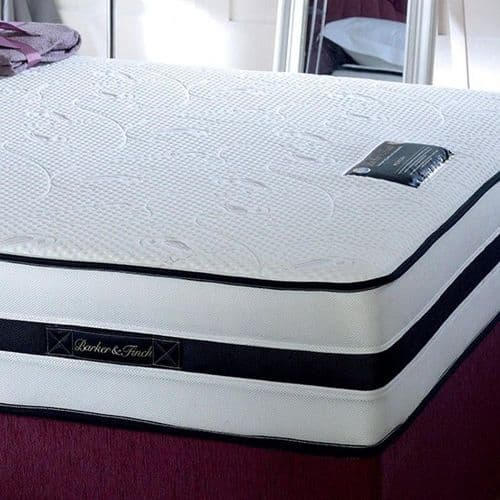 Barker and Finch Royal Latex Encapsulated 1000 Pocket Sprung Superking 6ft Mattress