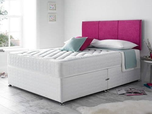 Giltedge Beds Kenny Open Coil Kingsize 5'0 Divan Bed