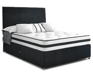 Giltedge Beds Mayfair Open Coil Single 3'0 Divan Bed